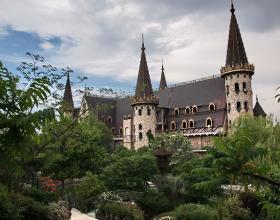 Замъка в Равадиново, Забележителности на морето, Замъци