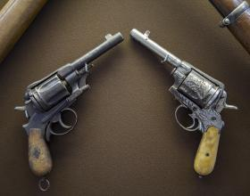 револвери от Илинденско-Преображенското въстание