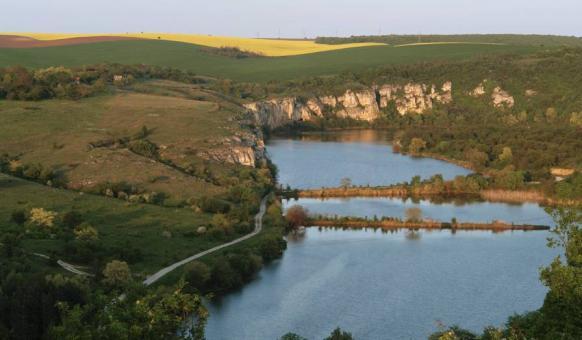 """ПП """"Русенски Лом"""", Природни и национални паркове, Русе, Забележителност"""