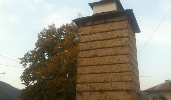 Часовниковата кула