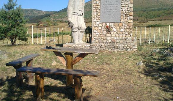 Паметник на връх Баба
