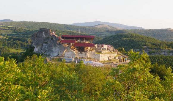 Sanctuaries sanctuary of Orpheus village of Tatul, Momchilgrad Attractions