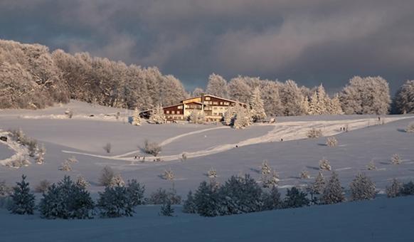 """Зима в парк """"Българка"""""""