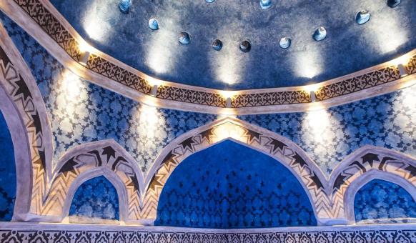 Акве Калиде, Антични крепости, Забележителности Бургас