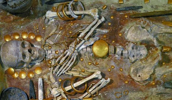 Варненски халколитен некропол, Забележителности около Варна, Археологически разкопки, Древни съкровища