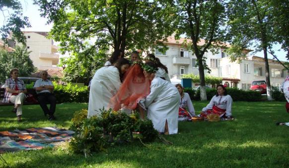 Забележителности в Обзор, община Несебър, Еньовден