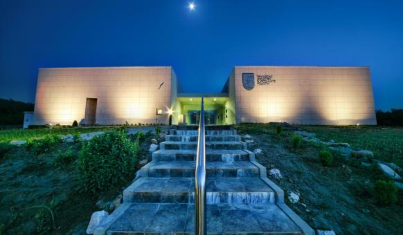 Музей на Тракийското изкуство, Забележителности край Хасково