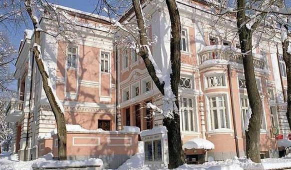 Стара Загора, Театър