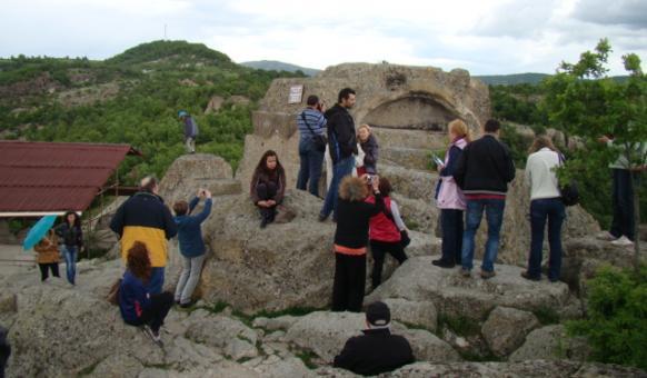 Светилища, Светилището на Орфей, с. Татул, Забележителности Момчилград