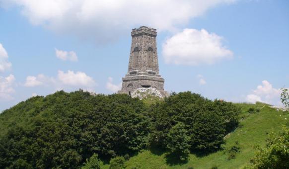Шипка, Паметник на свободата, Резерват Шипка-Бузлуджа, Забележителности в Казанлък, Долината на тракийските царе
