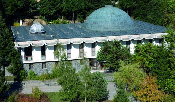 The Planetarium in Smolyan